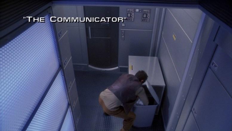 Title Card Enterprise The Comunicator