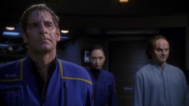 Archer já quase recuperado de vírus alienígena
