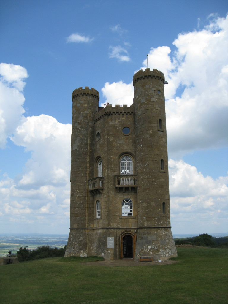 Finally at Broadway Tower
