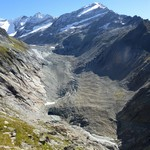 tour du mont blanc 4 jours - lac combal et col chécrouit