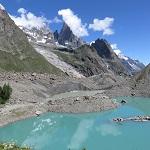 tour du mont blanc intégral - argentière