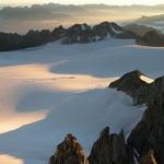 tour du mont blanc haute route - jour 6