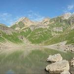 trek pays du mont blanc 4 jours - 2eme étape