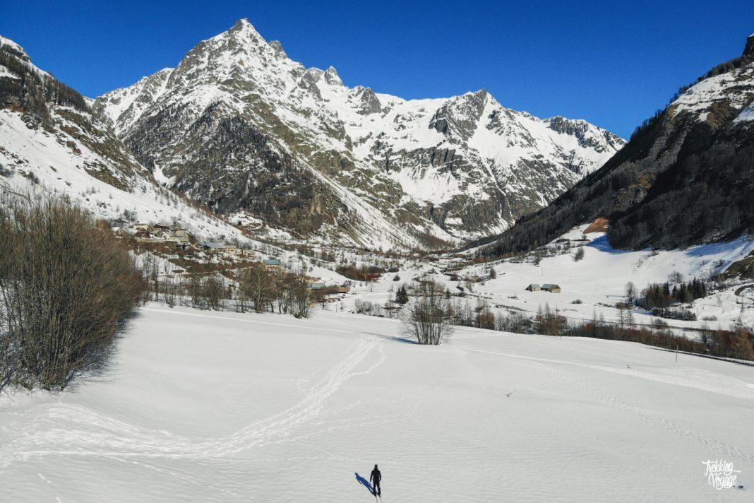 Vallée de Champoléon Orcières Ski de randonnée nordique