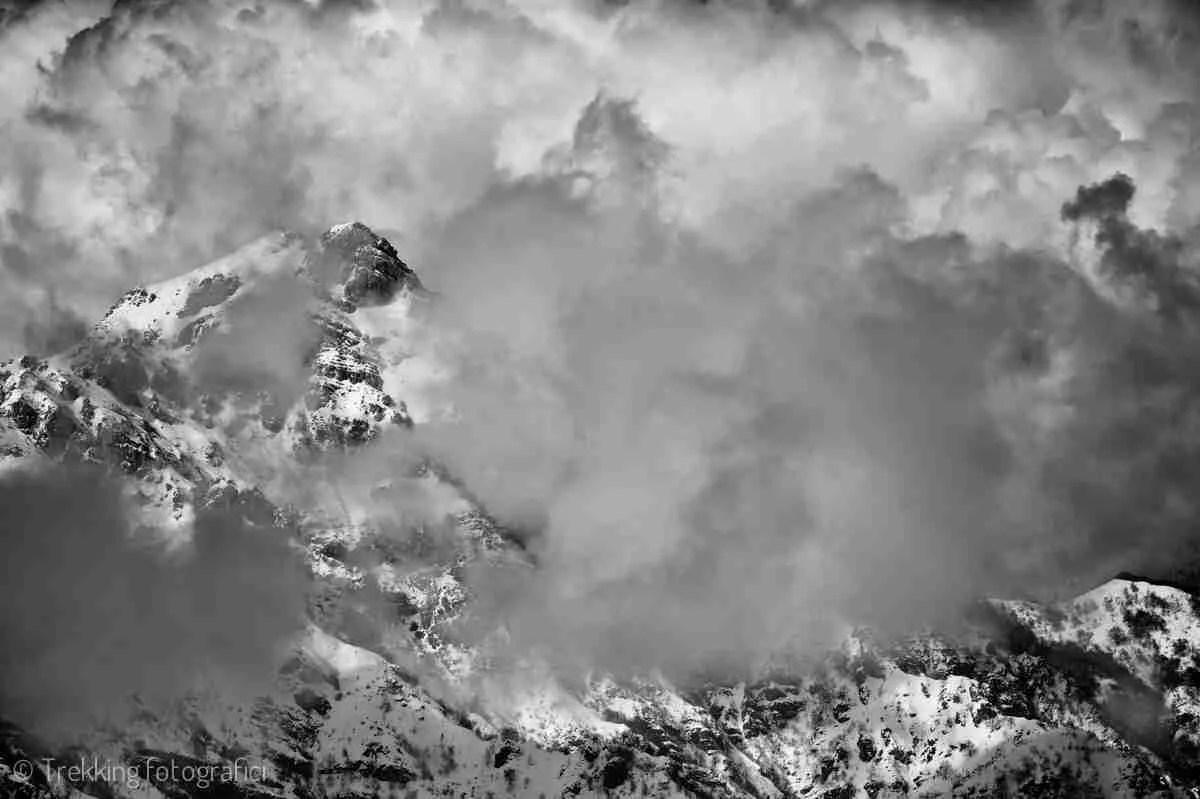Workshop Fotografia Bianco e Nero in montagna