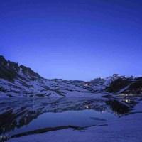 In montagna per guardare e fotografare le stelle