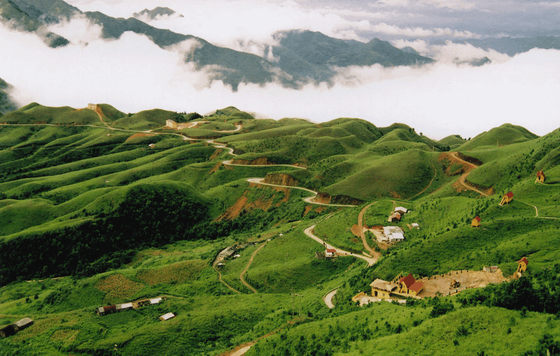 Motorcycling Northwestern Trails 7 Days /6 Nights | Trekking Sapa Tours