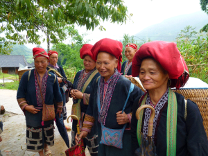 The Red Dao people of Sapa