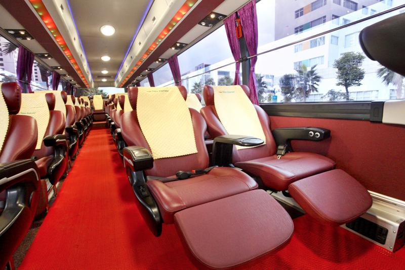 Save your expense by booking a night shuttle bus from Hanoi to Lao Cai