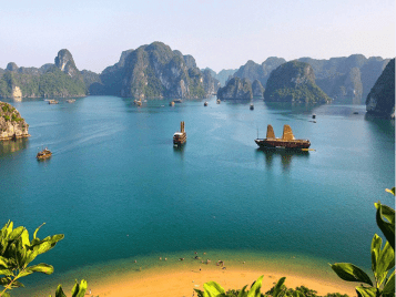Hanoi – Halong – Ninh Binh Tour 5 Days