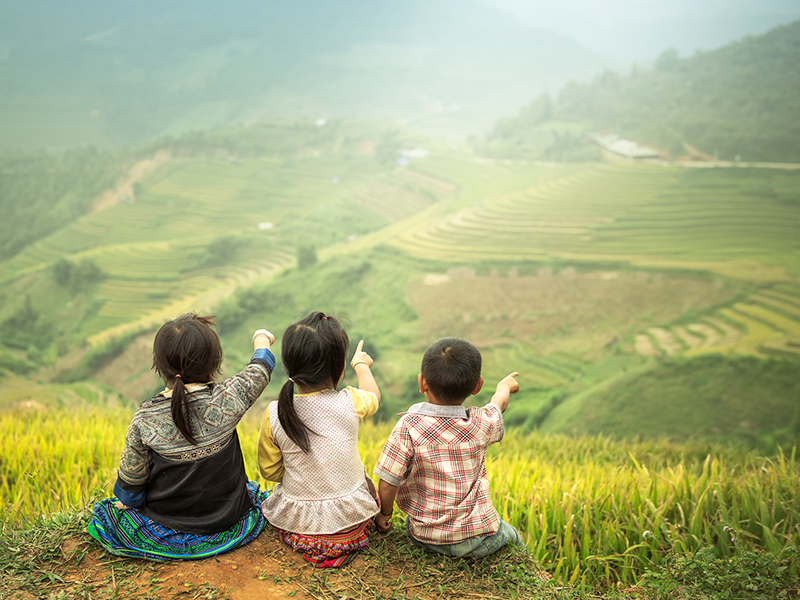 Sapa authentic hiking tour 2 Days 3 Nights,SapaTrekking tours