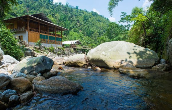 Nam Cang Riverside Lodge – that immerse yourself in nature in Sapa