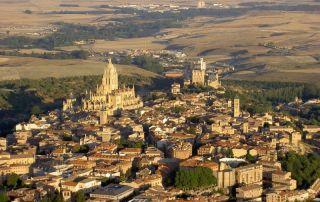 Segovia panorama