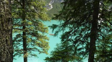 Barchetta nel lago