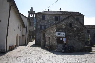 borgo corchia
