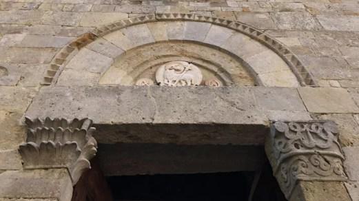Lunetta della Pieve di Cellole