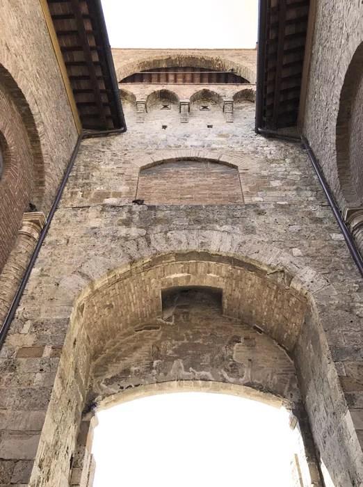 Porta di San Gimignano