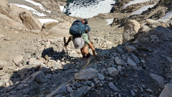 Mountain Highs and Lows: Hiking into the PCT's Sierra Nevada
