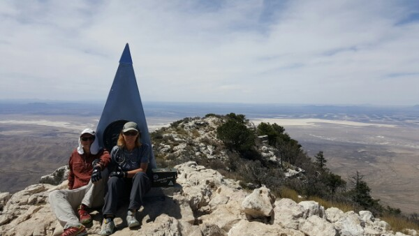The Top of Texas: Guadalupe Mountains National Park