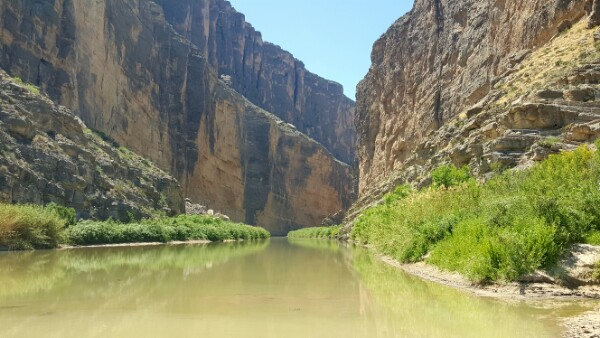 Of Desert, Mountain and River: Big Bend National Park