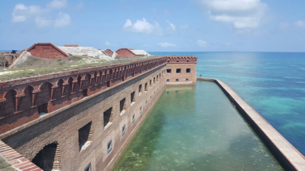 A Day of Ferry, Fort, and Fish: Dry Tortugas National Park