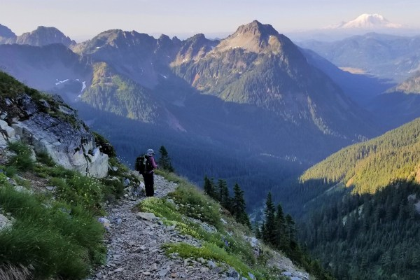 A Rocky Finish to Our Trekking: Ending the Washington PCT