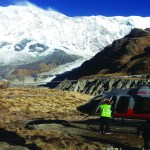 Annapurna Base Camp Helicopter Tour with Breakfast