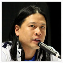 Garrett Wang at Comikaze Expo