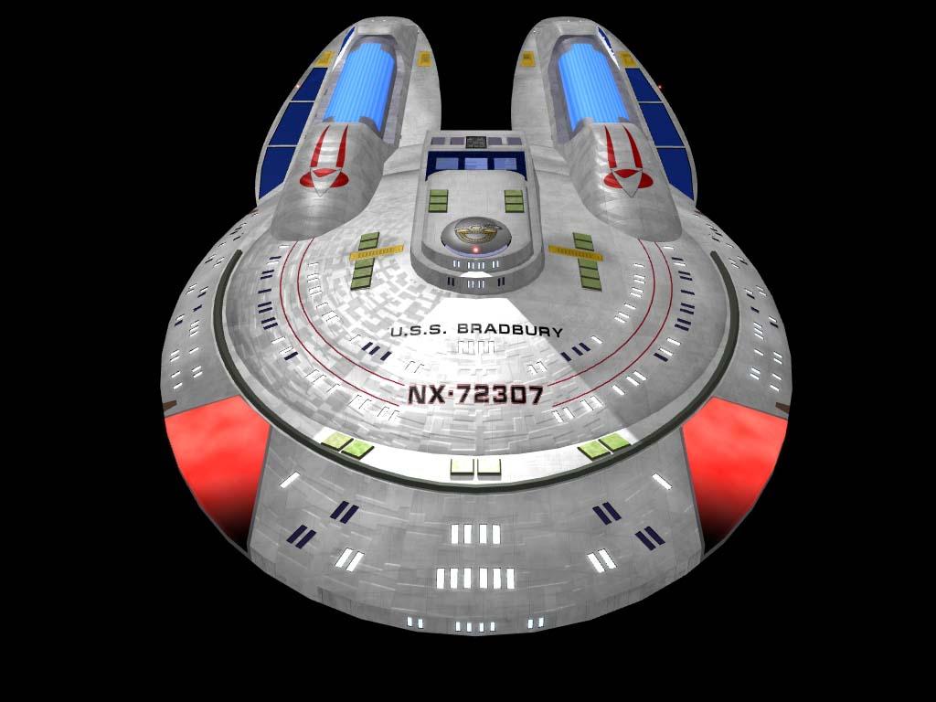 Advanced Starship Design Bureau Bradbury Class