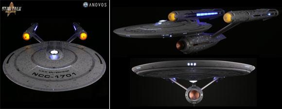 ANOVOS Star Trek Discovery USS Enterprise TrekToday