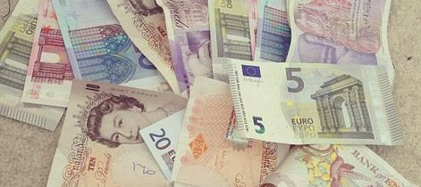 Get the best deal on your foreign currency!