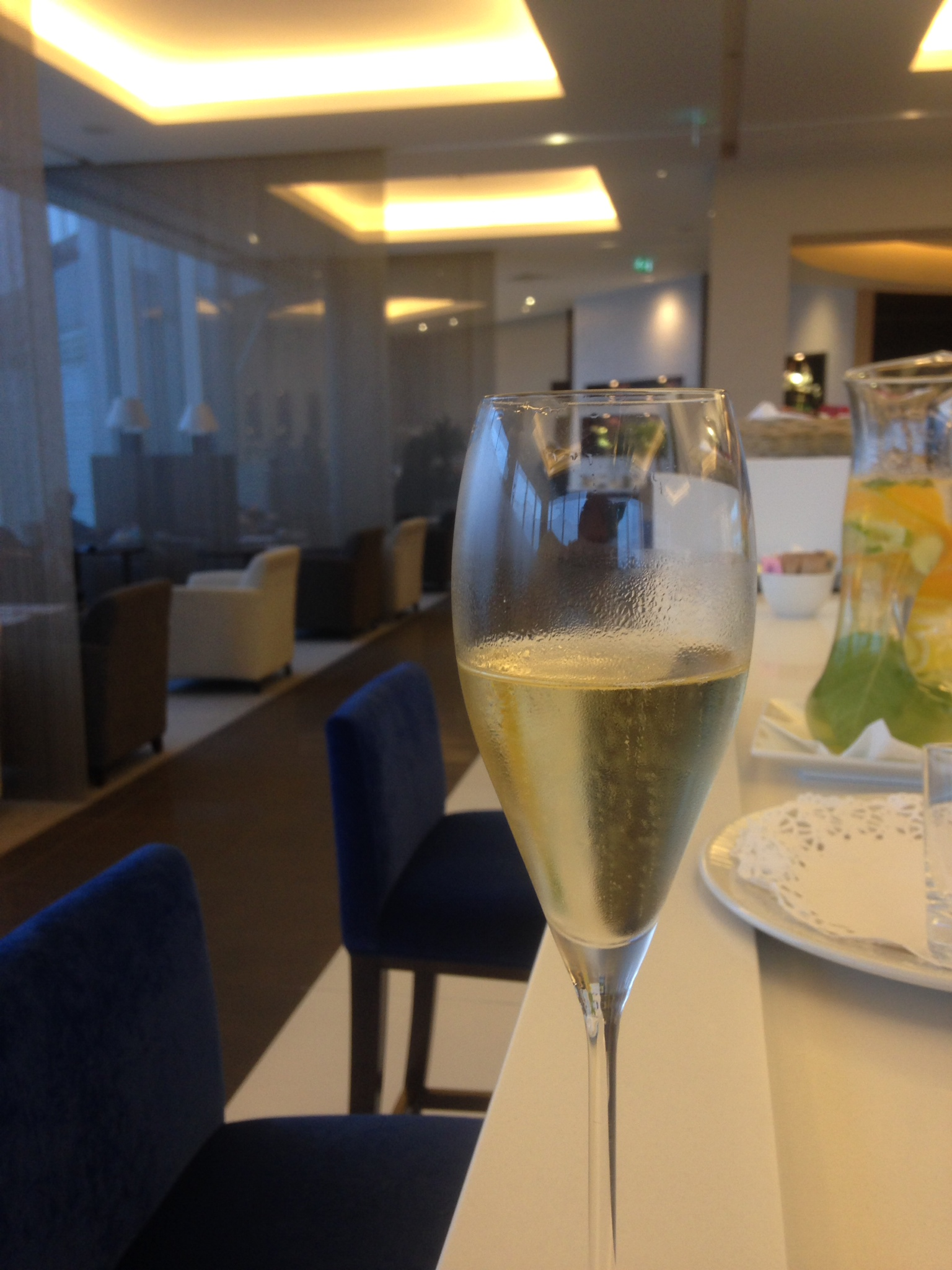 Gulf Air First Class Lounge Heathrow Terminal 4