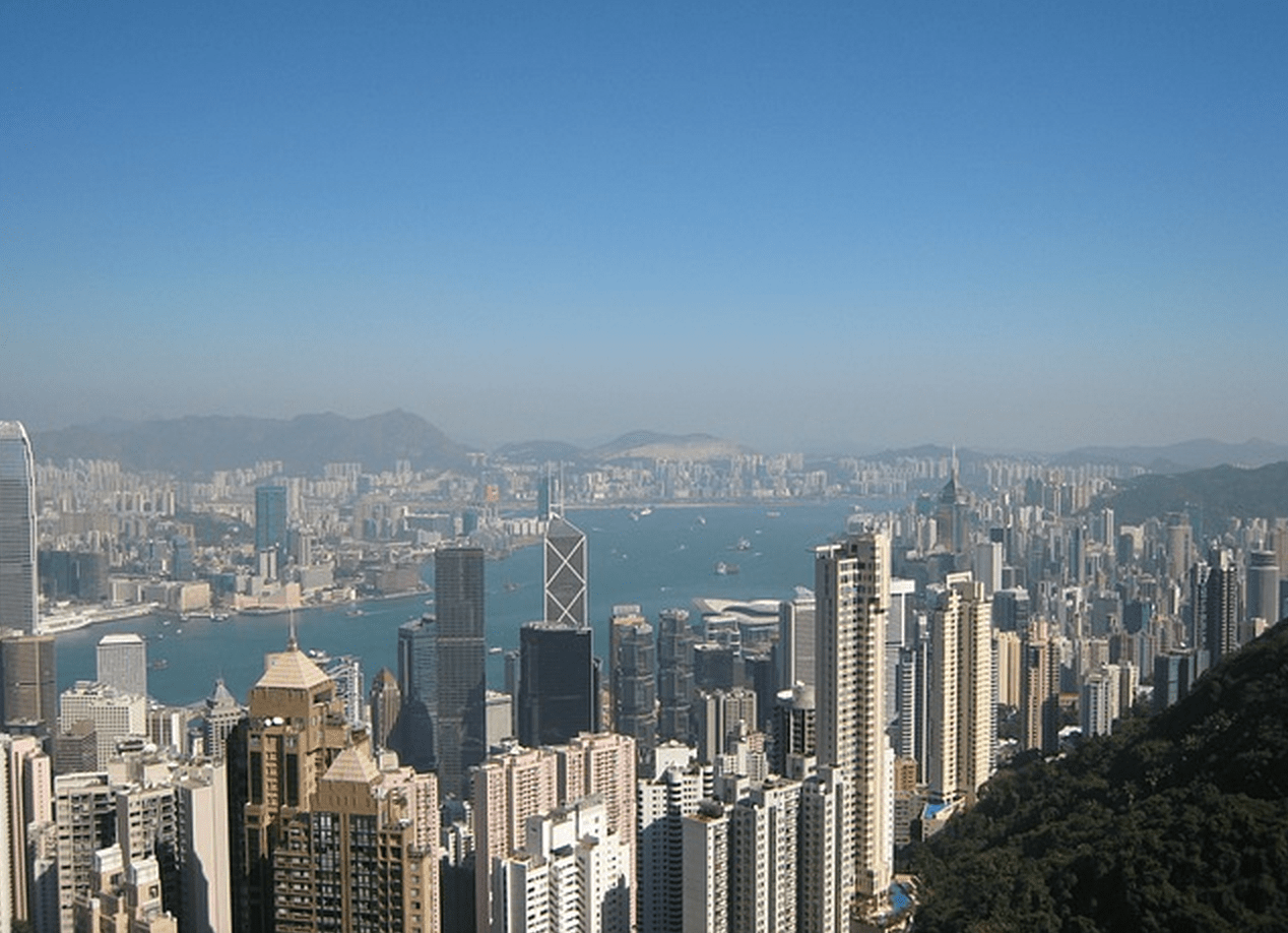 £294 Return Flights to Hong Kong
