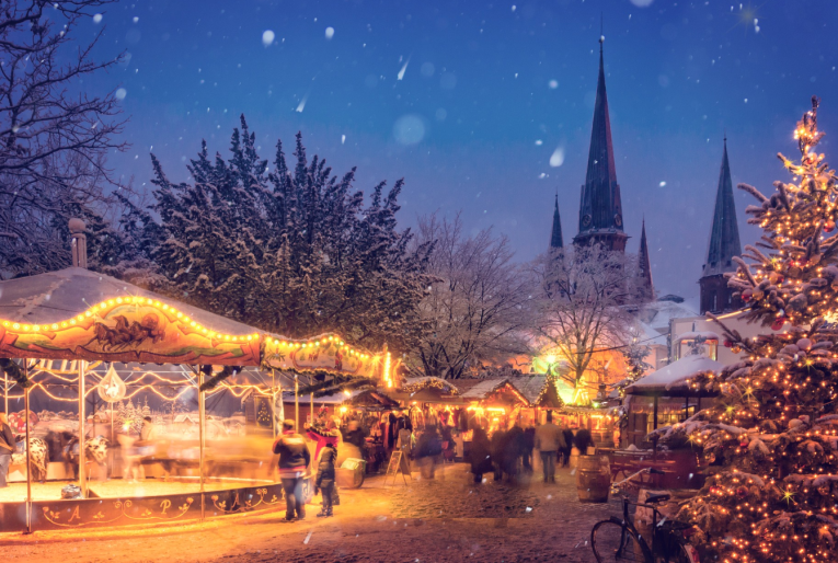 christmas market holiday