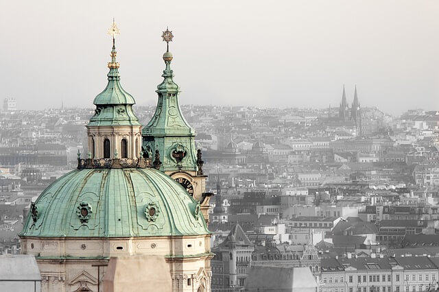 Cheap city break to Prague