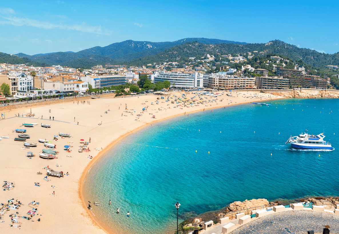 Costa Brava all inc holiday from Glasgow