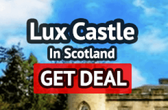 Luxury Scottish Castle getaway