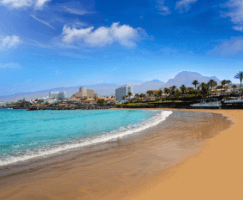 Tenerife 7nts holiday from Glasgow
