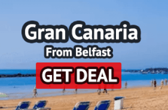 Gran Canaria holiday from Belfast