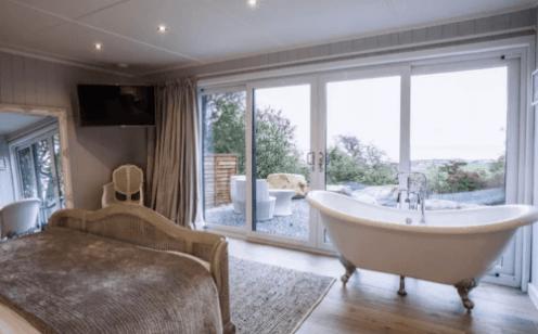 Luxury Scottish lodge
