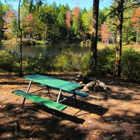 Tully Lake Campground