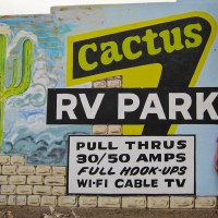 Kathy at Cactus RV Park