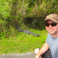 Rich with an Alligator