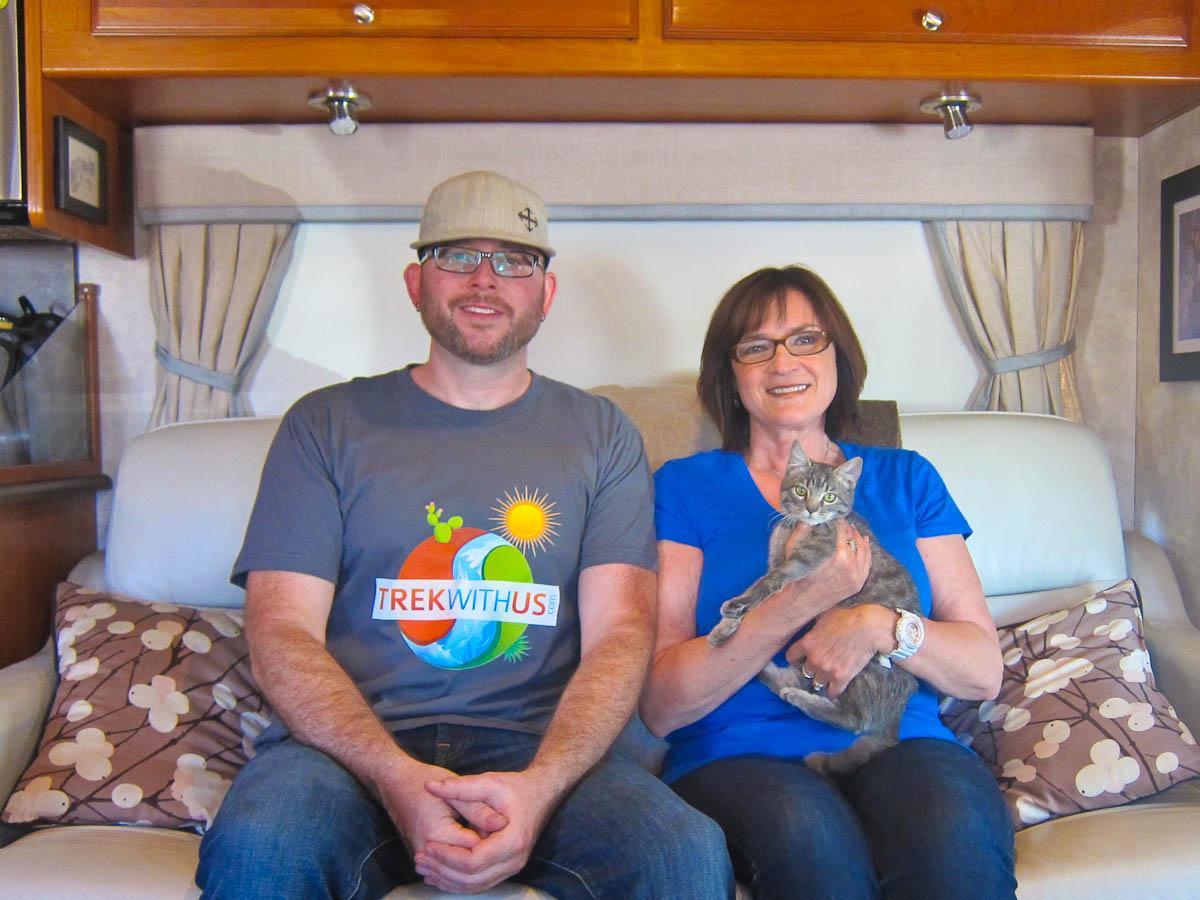 Lexi the Travel Kitty