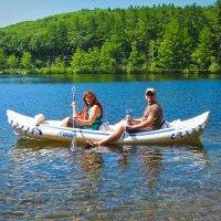 Sea Eagle SE370KP Inflatable Kayak Review