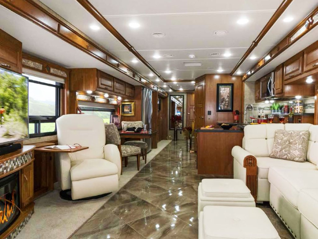 RV Floor Plan