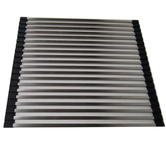 roll up drying rack stainless steel