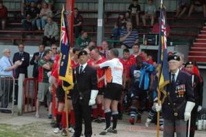 James Walters Memorial Match. 2