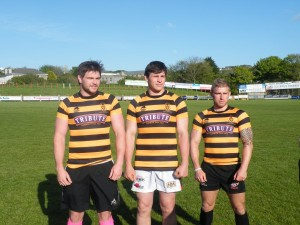 Nielson Webber, Sam Hocking & Greg Goodfellow