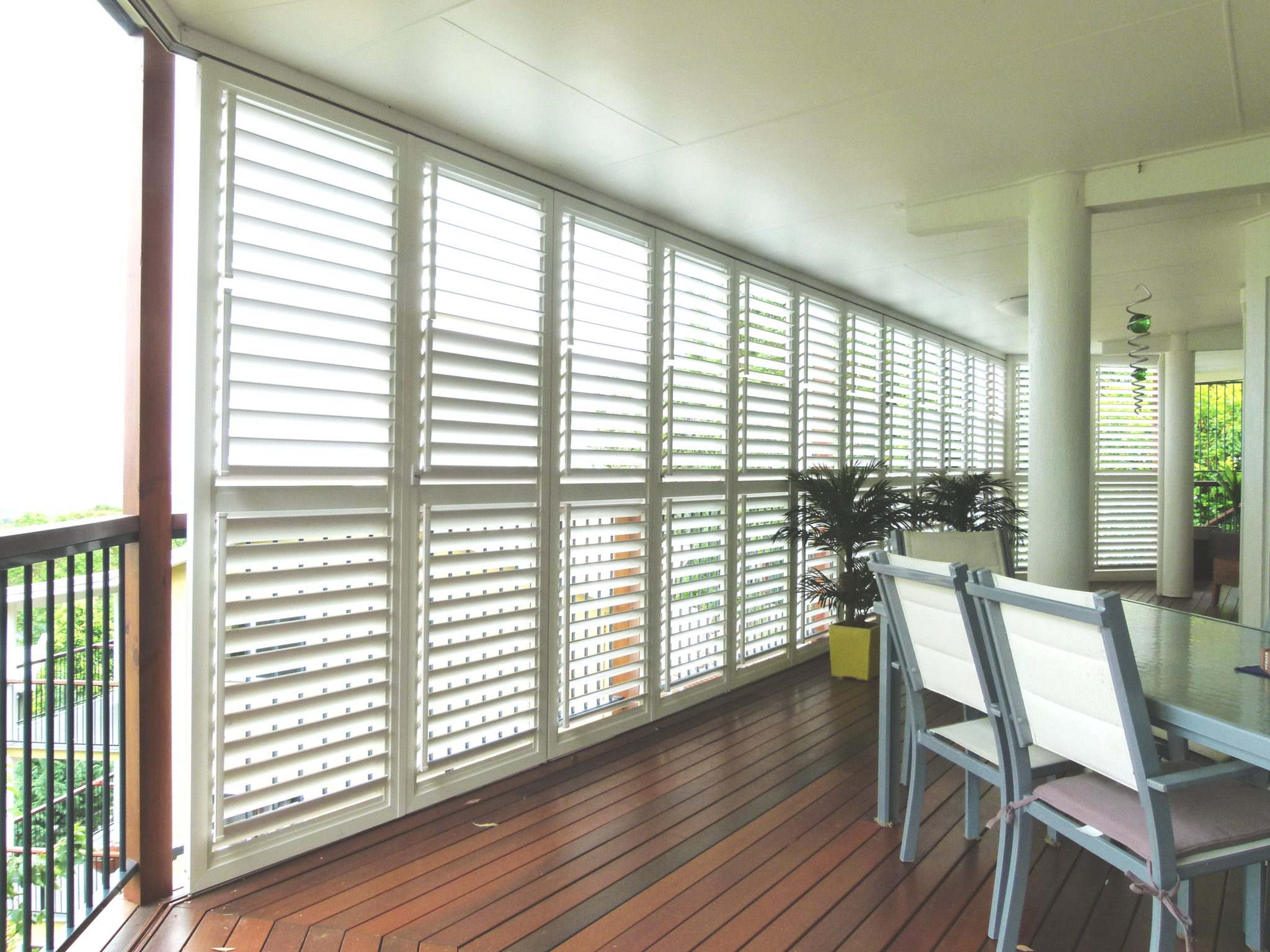 Security365 Plantation Blinds Security Doors Security